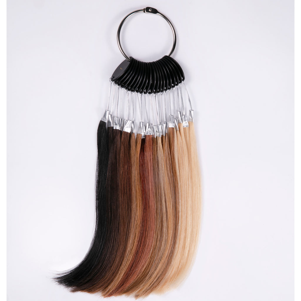 Color Ring - Hidden Crown Hair Extensions