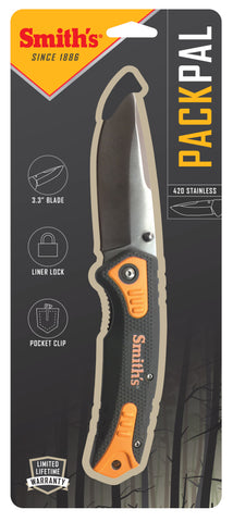 Cuchillo Pack Pal marca Smith`s