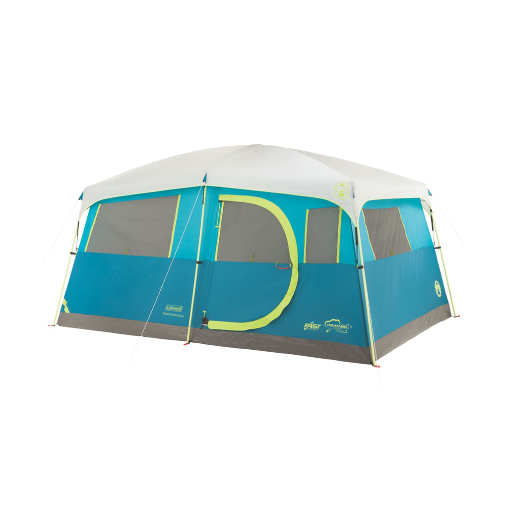 Carpa Fast Pitch Tenaya 6 Personas (Con Closet)