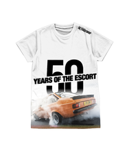 Load image into Gallery viewer, Retro Ford / 50 Years / Unisex Printed Tee