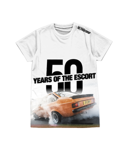 Retro Ford / 50 Years / Unisex Printed Tee