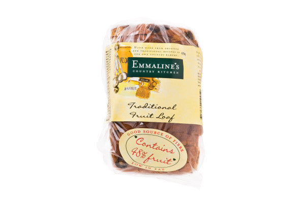 Traditional Fruit Loaf - 620g