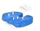ErgoSit: Orthopedic Memory Foam