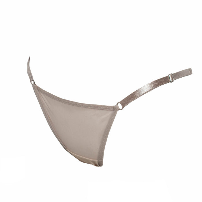 TC10 Adjustable Panties - Nude