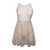 Lady's Game Dress - Nude