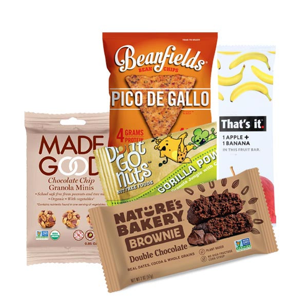 Athletic Program Snack Bundle