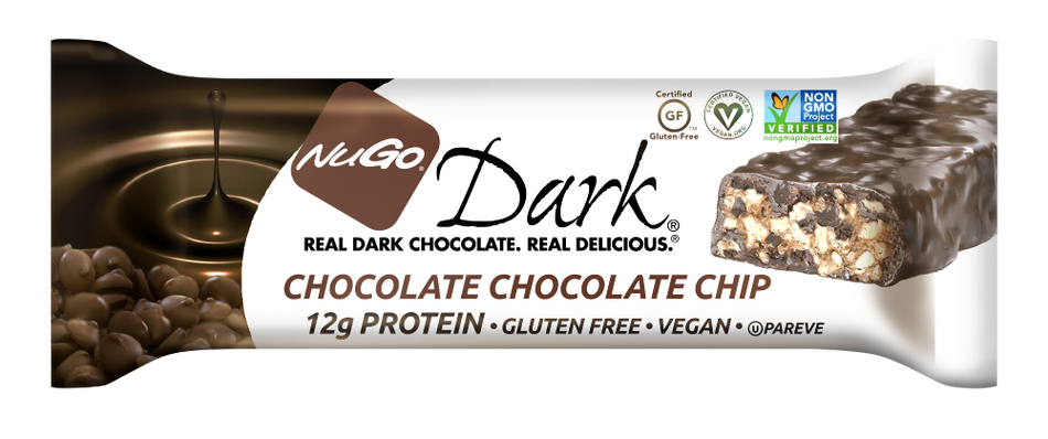 NuGo Dark Chocolate Chocolate Chip Bar