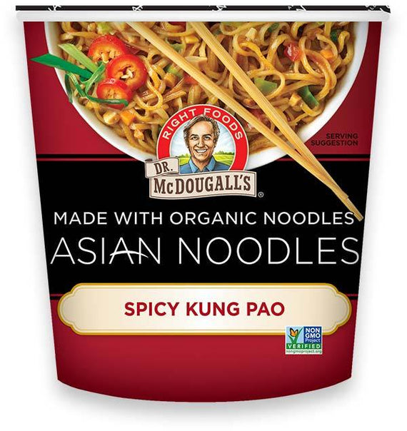 Dr. McDougall's Spicy Kung Pao Noodles