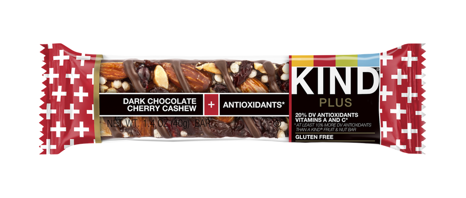 Kind Bar - Dark Chocolate Cherry Cashew Plus Anti-Oxidants