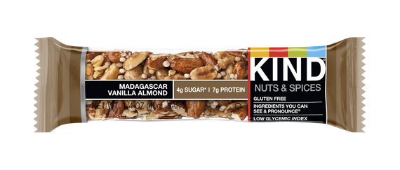 Kind Bar - Madagascar Vanilla Almond