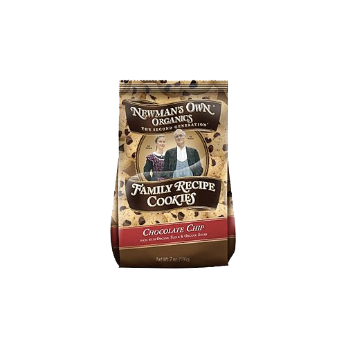 Newman's Own Organics Chocolate Chip Cookies
