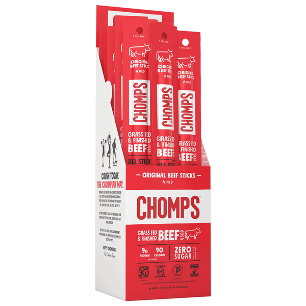 CHOMPS Original Beef Sticks