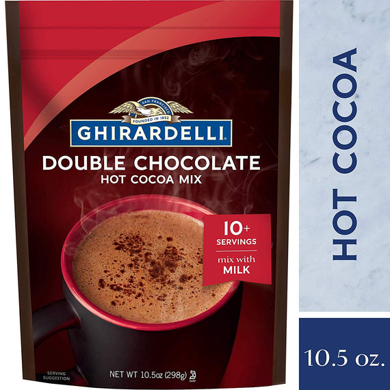 Ghirardelli Hot Chocolate - Double Chocolate