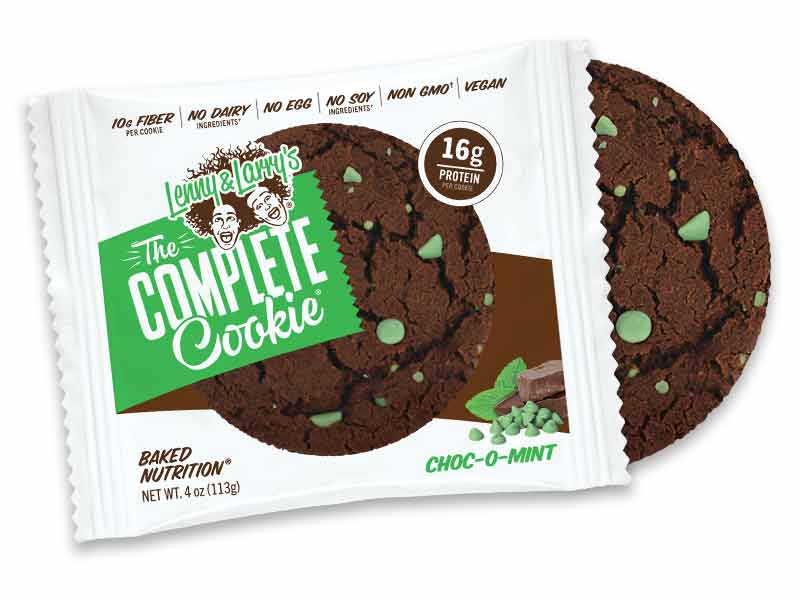 Lenny & Larry's Chocolate Mint Protein Cookies
