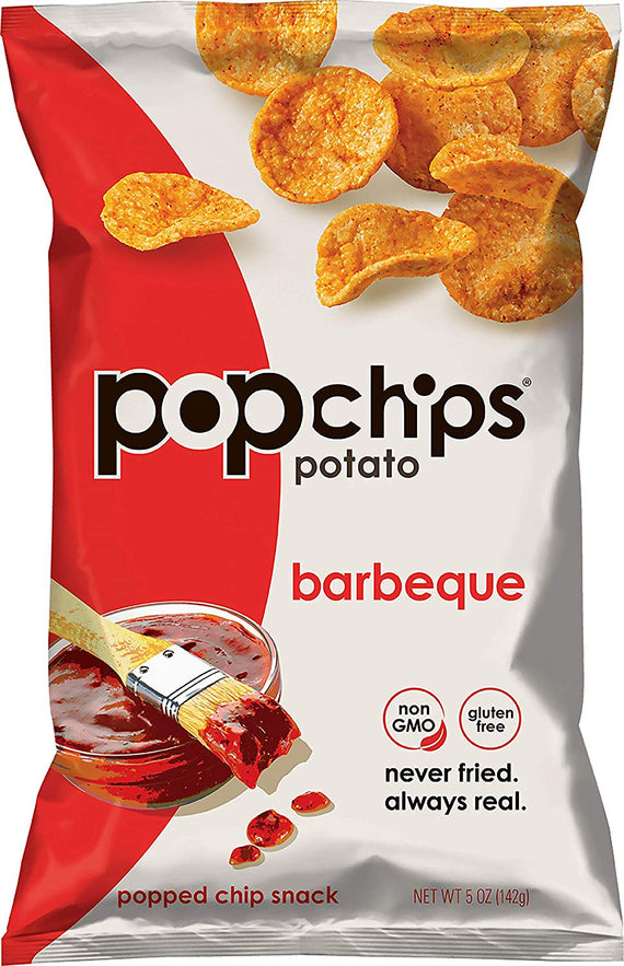 Popchips Barbecue Potato Chips