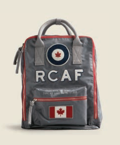 RCAF Back Pack - grey