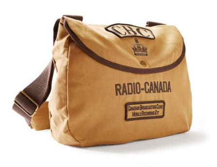 CBC Red Canoe shoulder bag Beige