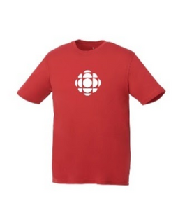 CBC Men's Red Dry Fit Tshirt