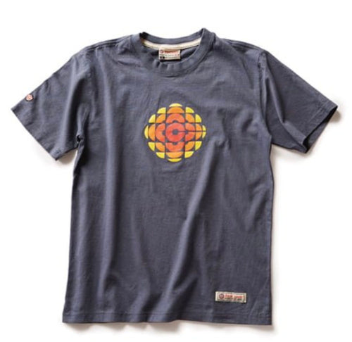 CBC Blue Gem Pattern Tshirt
