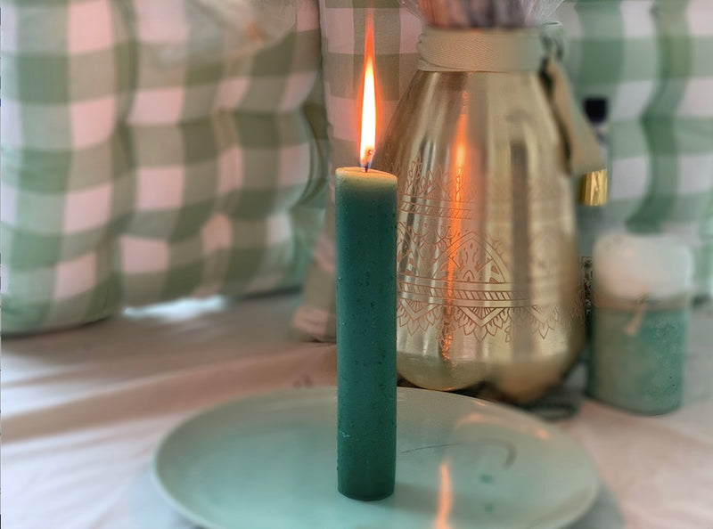 Money-in-Minutes Candle Work (Pre-Dressed)