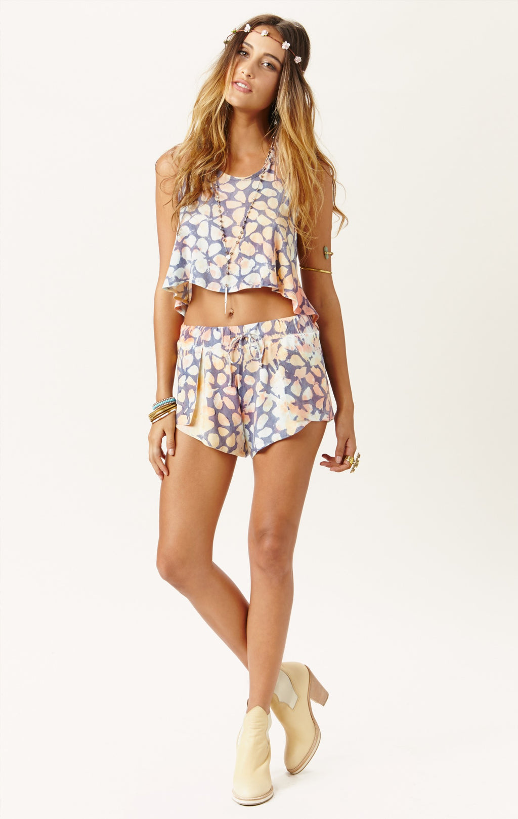 Overlapped Shorts
