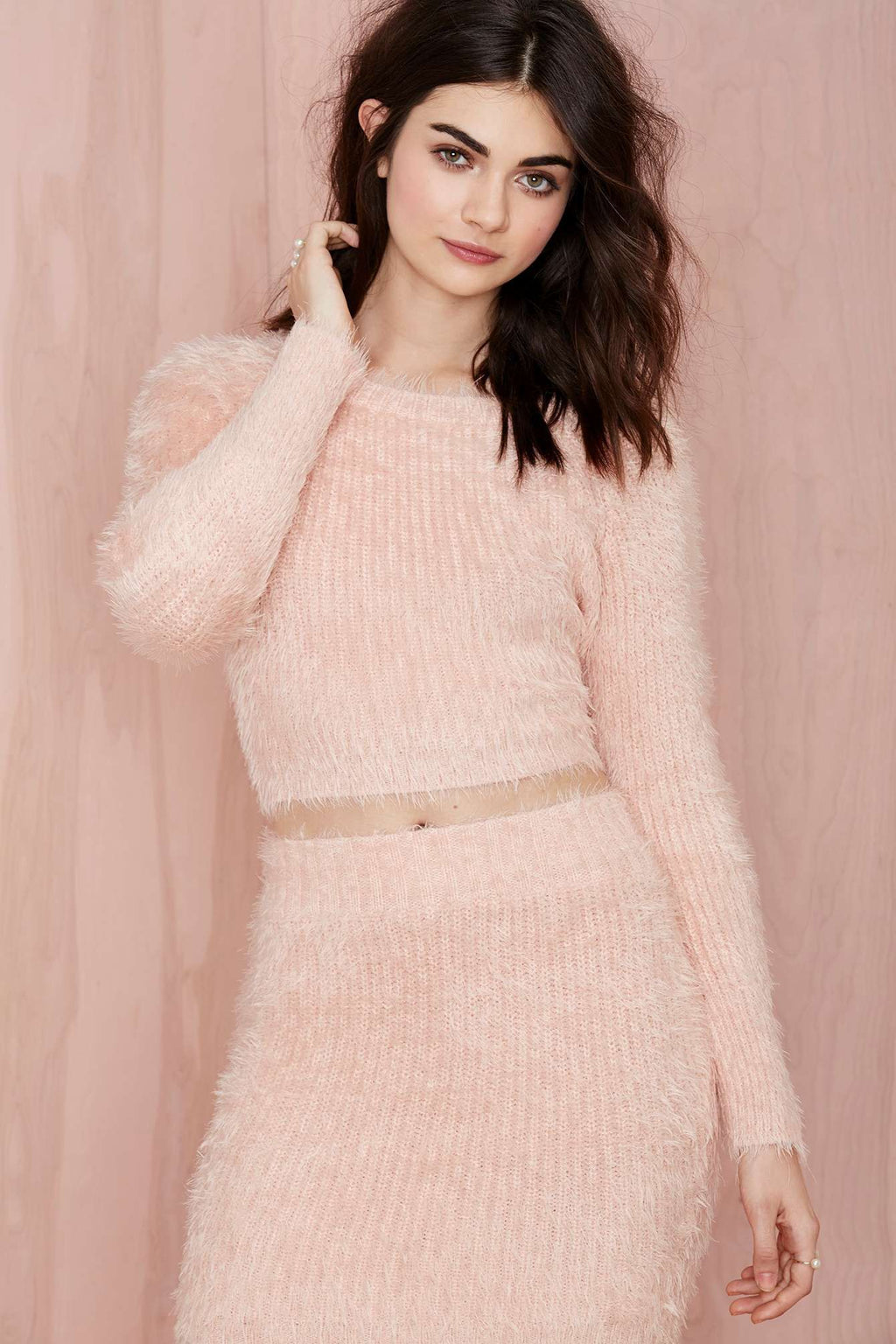 Dolly Sweater - Pink