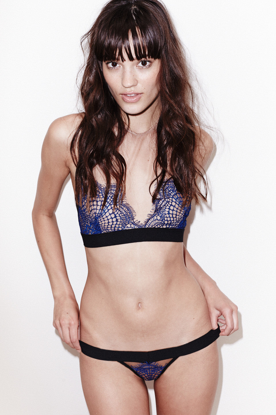 Bat Your Lashes Halter Bra (2760315830336)