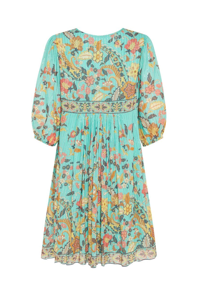 Hendrix Tunic Dress - Sky (4530270175313)