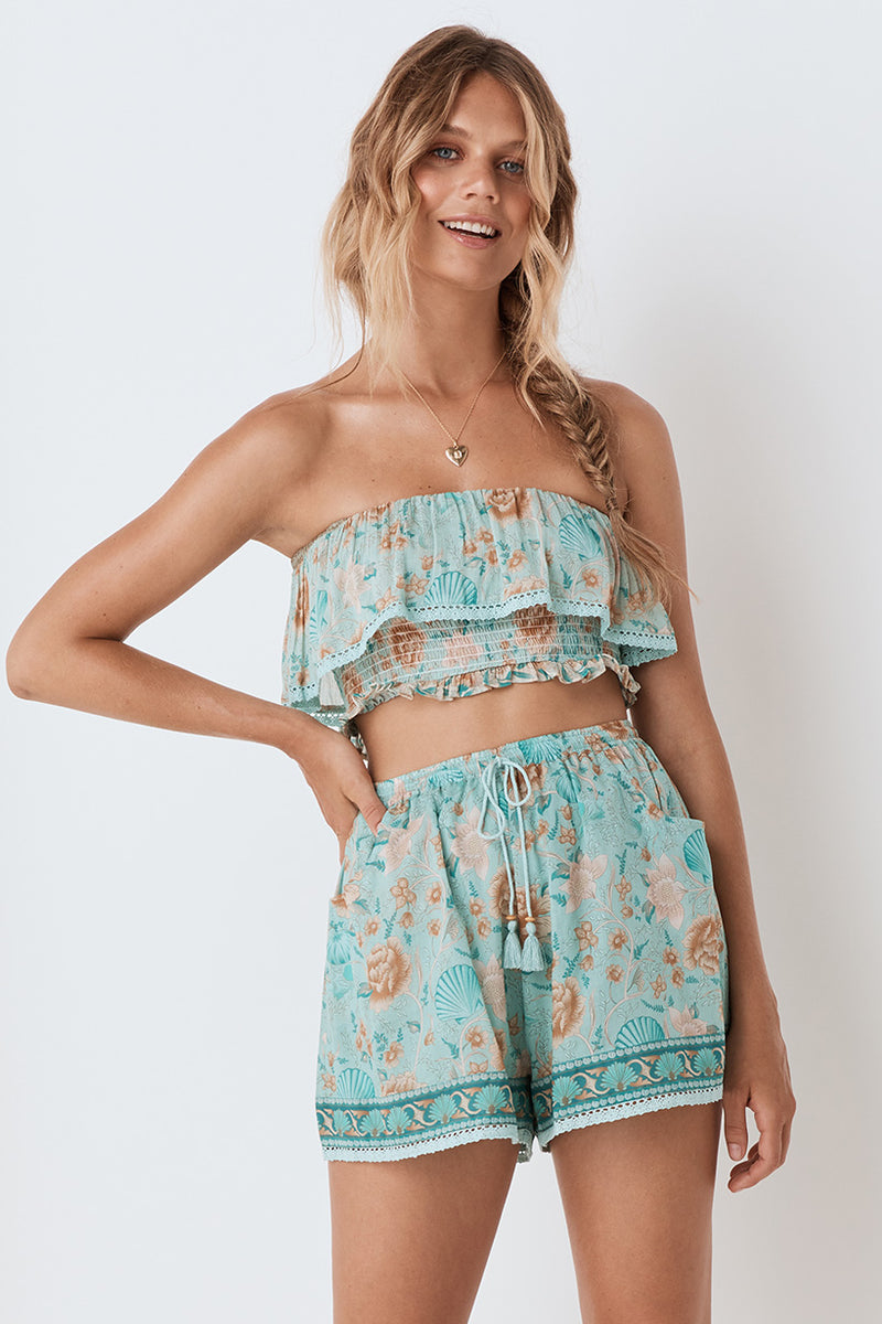 Seashell Top - Seafoam (4354998304849)