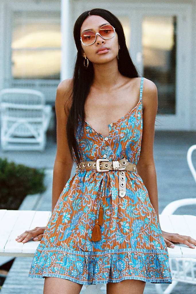 Aphrodite Mini Dress - Ale