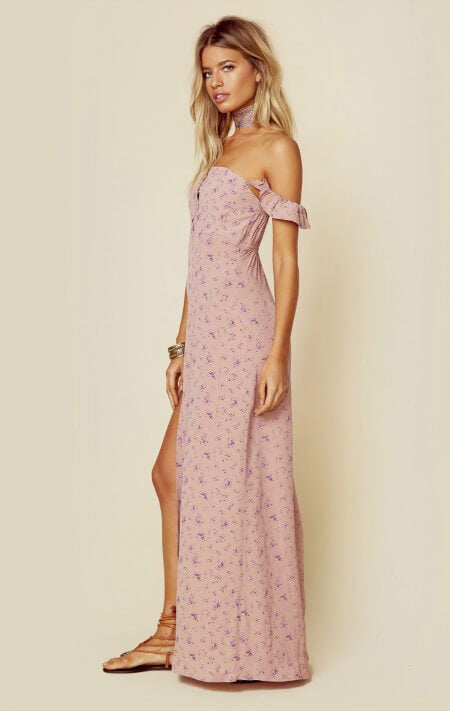 Bardot Maxi - Sweet Treat