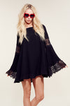 Festival Dress in Black (2760211103808)