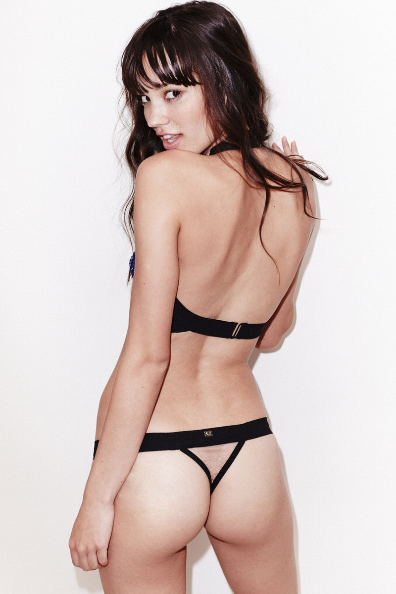 Bat Your Lashes Thong
