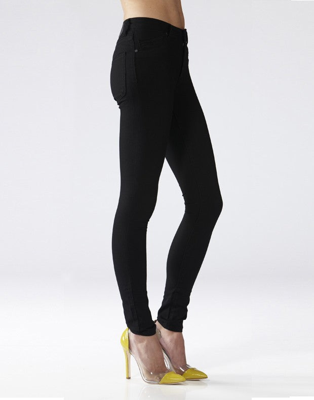Kitty Skinny Jean -Back in Black
