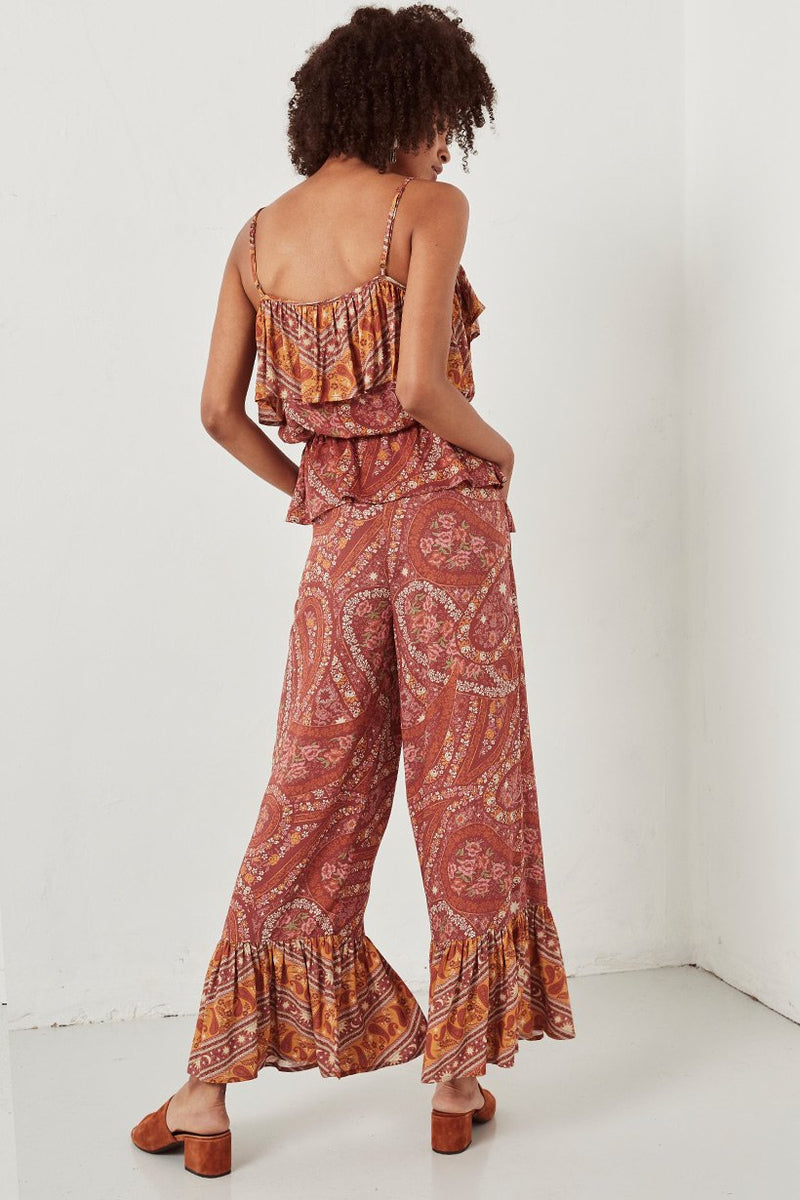 City Lights Pants - Auburn