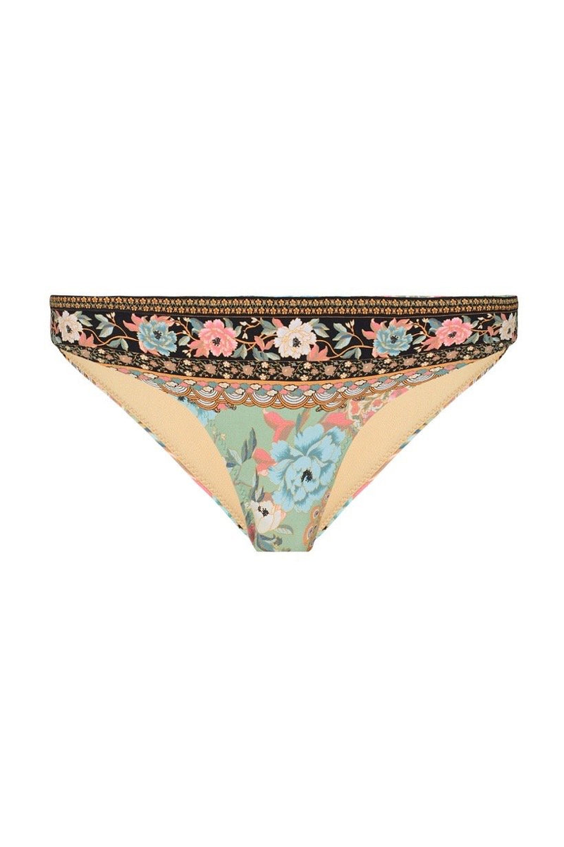 Cloud Dancer Cheeky Pant - Sage (2761423814720)