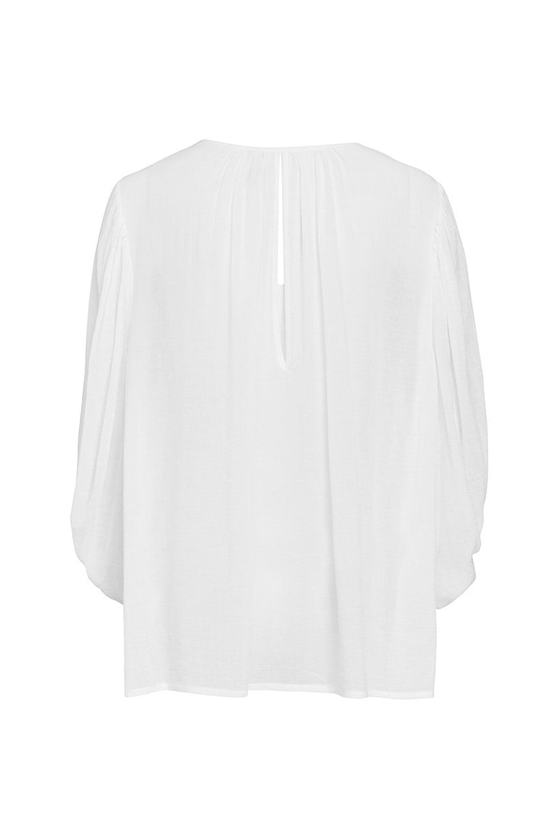 Gardenia Blouse - White (2761504391232)