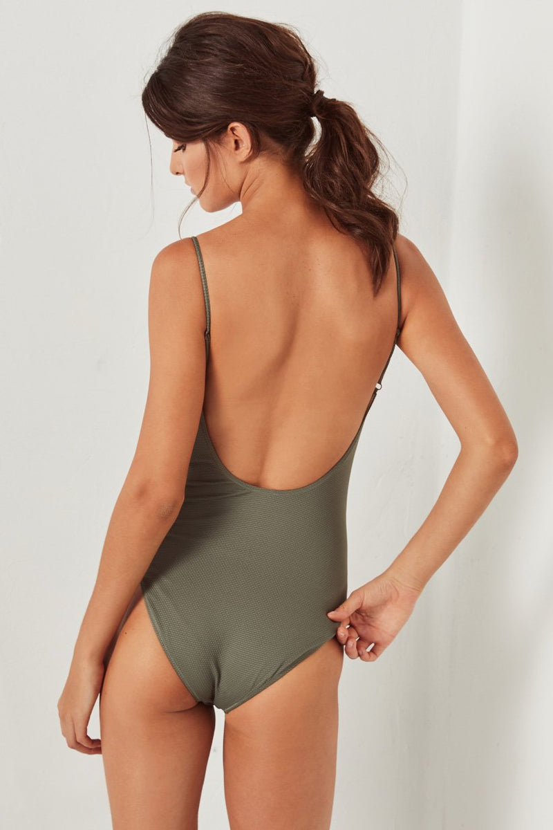 Panther One-Piece - Khaki