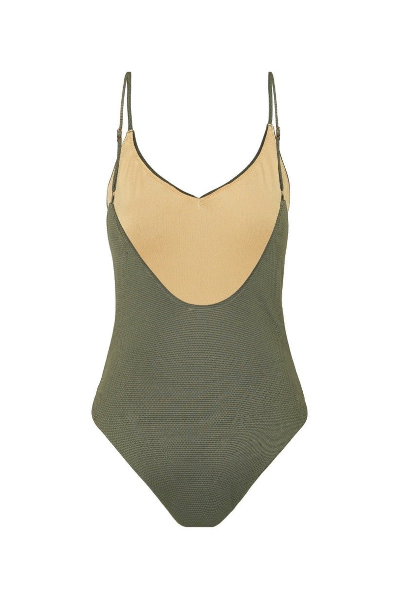 Panther One-Piece - Khaki (2761404022848)