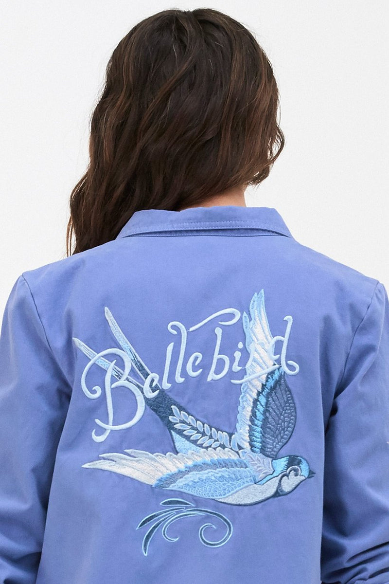 Blue Belle Chambray Jacket (2761724035136)