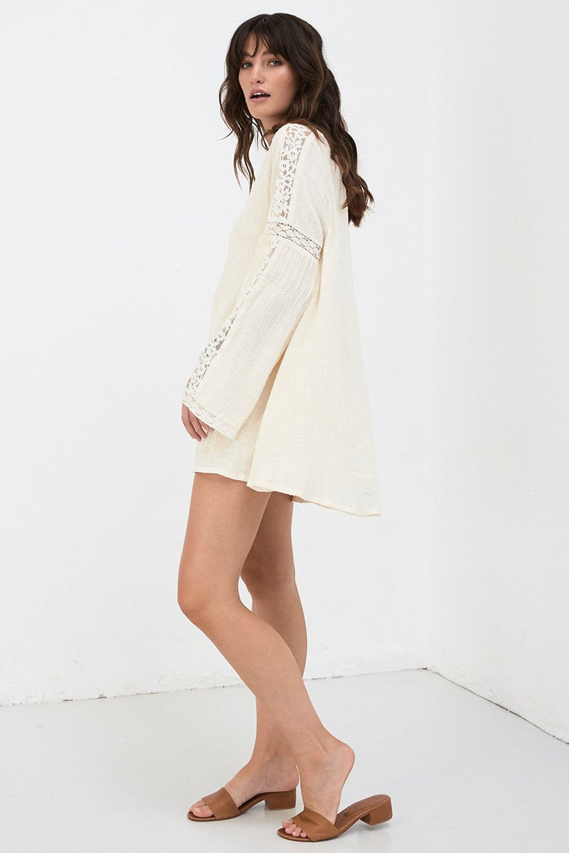 Doe Eyed Mini Dress (2761710338112)
