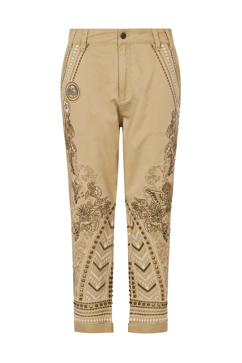 Wanderer Pants - Taupe