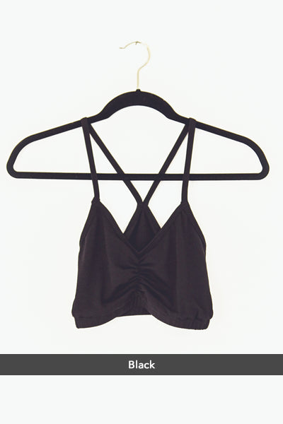 Yoga Bra Black
