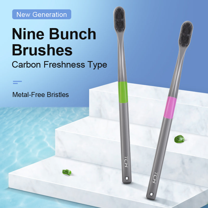 Nano Charcoal Toothbrush