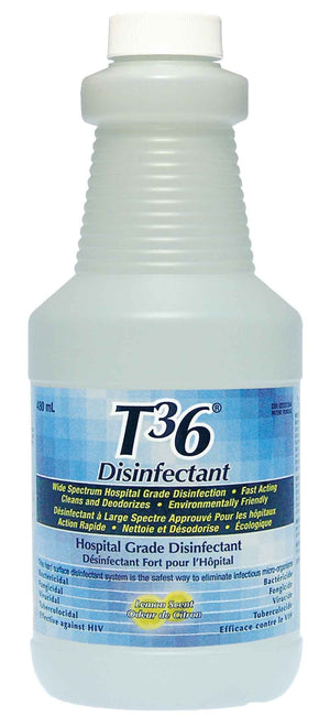 T36 Disinfectant Scented 480ml - Limit of 12