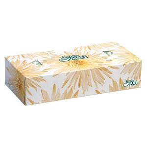 Facial Tissue 2-ply White 100 sheets/box