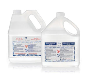 Isopropyl Alcohol, 99%, 4 ltr