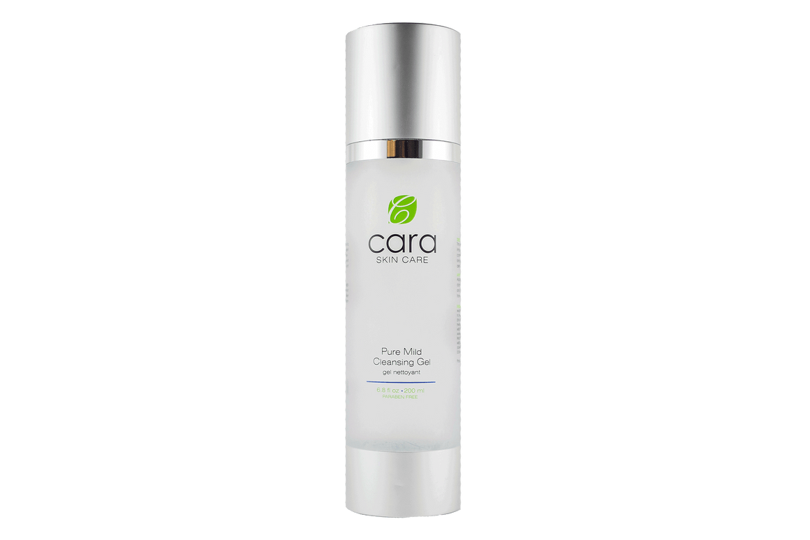 Cara Skin Care Pure Mild Cleansing Gel 200 ml / 6.8 fl oz