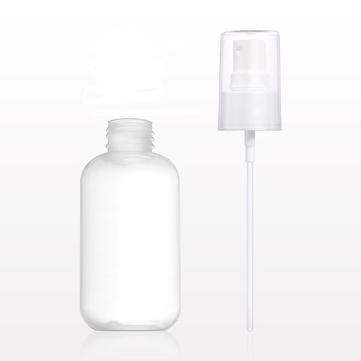 Bottle with Spray Pump, 30ml / 1oz, 10-pack