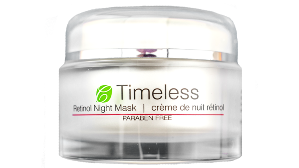 Cara Skin Care Timeless Retinol Night Mask 1.7oz / 50g